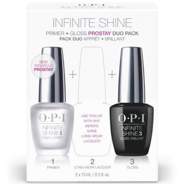 Top And Base Duo OPI SET OPI