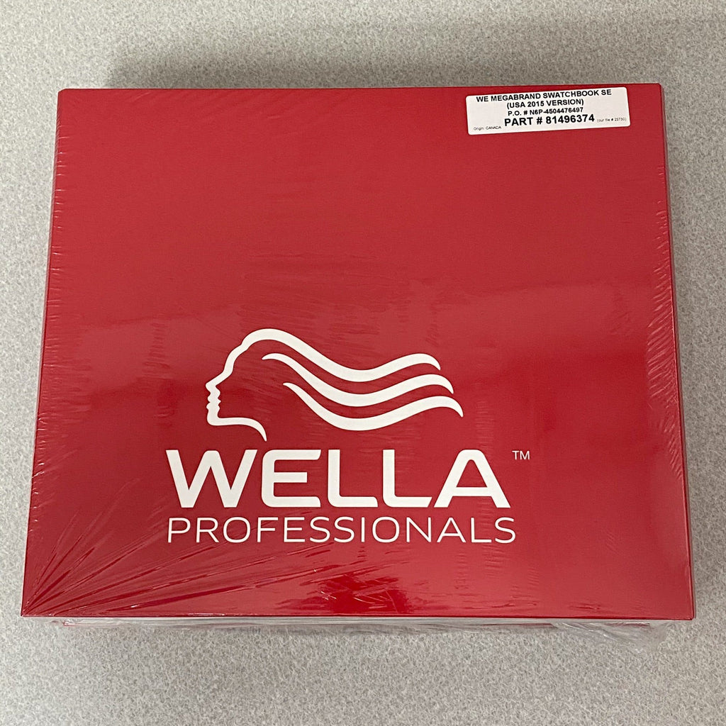 Wella Professional Color Swatch Book 2015 | WELLA PROFESSIONAL | SHSalons.com