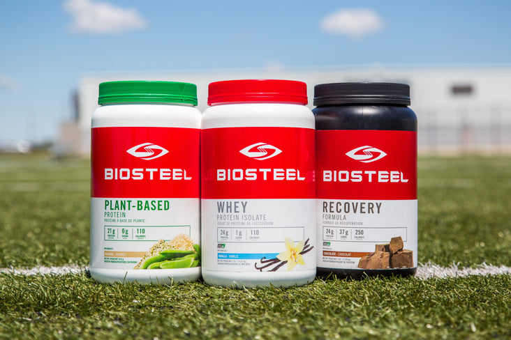 Get Me Some BioSteel!