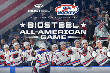TOP AMERICAN PROSPECTS ELIGIBLE FOR 2020 NHL DRAFT TO PLAY IN BIOSTEEL ALL-AMERICAN GAME