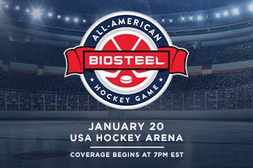 NHL Network to Broadcast 2020 BioSteel All-American Game