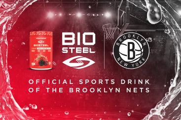 BioSteel Named Official Sports Drink of the Brooklyn Nets and Barclays Center