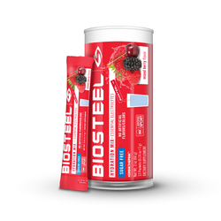 HYDRATION MIX TUBE / Mixed Berry - 12 Servings