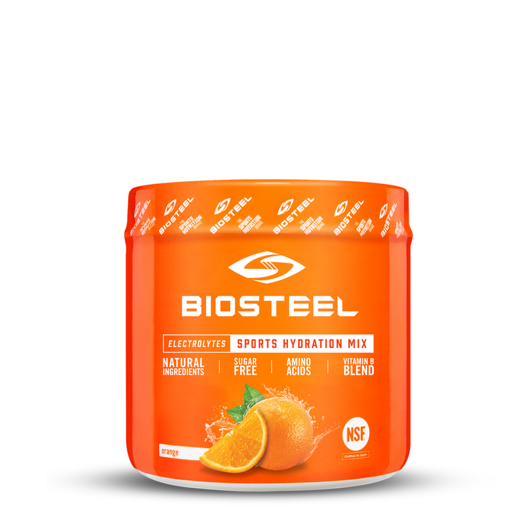 SPORTS HYDRATION MIX / Orange - 140g
