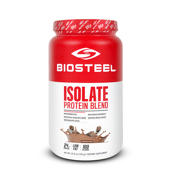 Isolate Protein Blend Chocolate