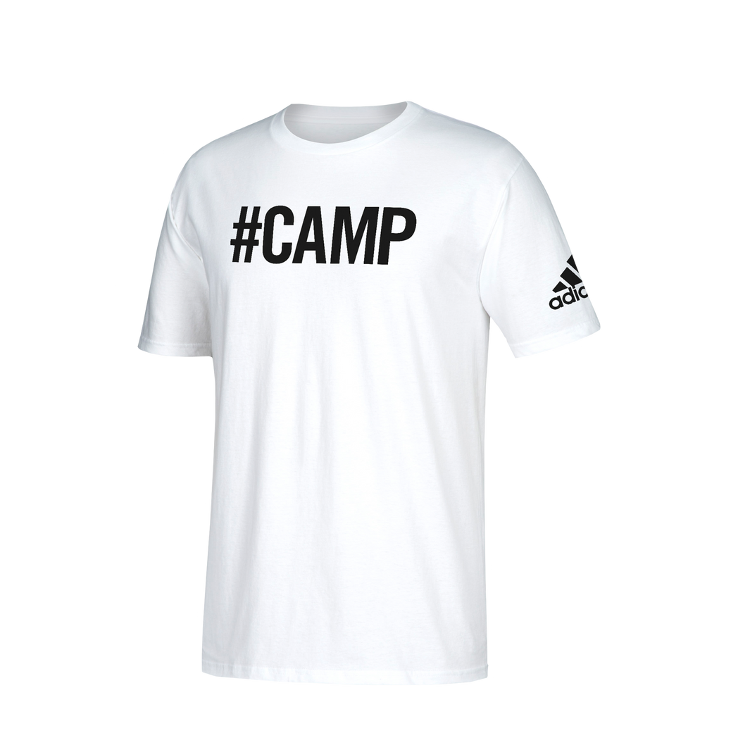 #CAMP Short Sleeve Performance Tee
