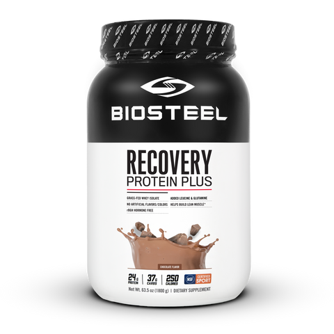 Recovery Protein Plus / Chocolate - 25 Servings