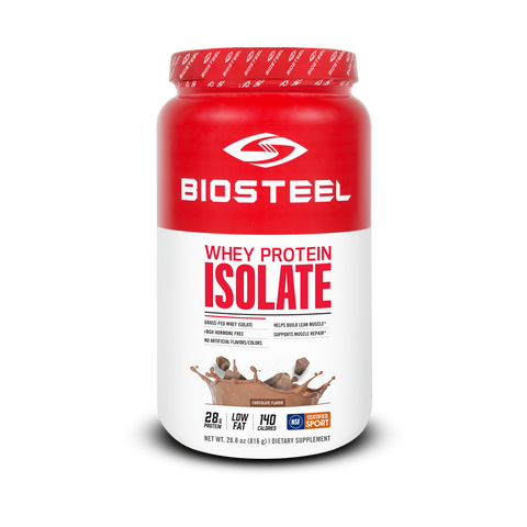 WHEY PROTEIN ISOLATE / Chocolate - 24 Servings