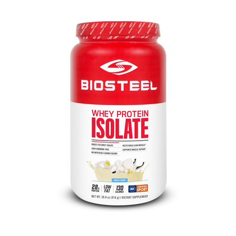WHEY PROTEIN ISOLATE / Vanilla
