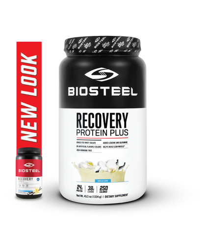 Recovery Protein Plus  / Vanilla - 17 Servings