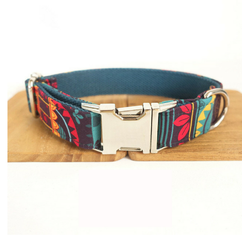 Tribal Nylon Dog Collar