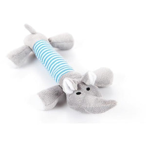Plush Animal Dog Chew Toy