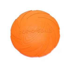Soft Outdoor Rubber Flying Disc