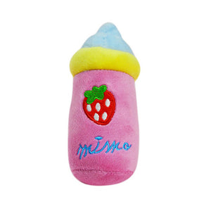 Yummy Treats Squeaky Plush Dog Toy