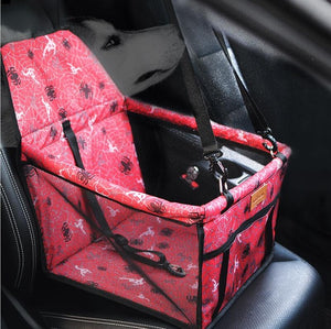 Folding Washable Car Seat Pet Carrier