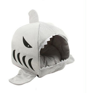 Soft Shark Dog House