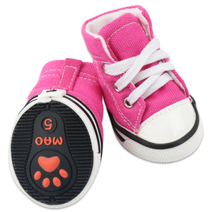 Sporty Anti-Slip Dog Sneakers