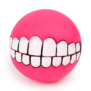 Dog Grins Dog Ball Toy