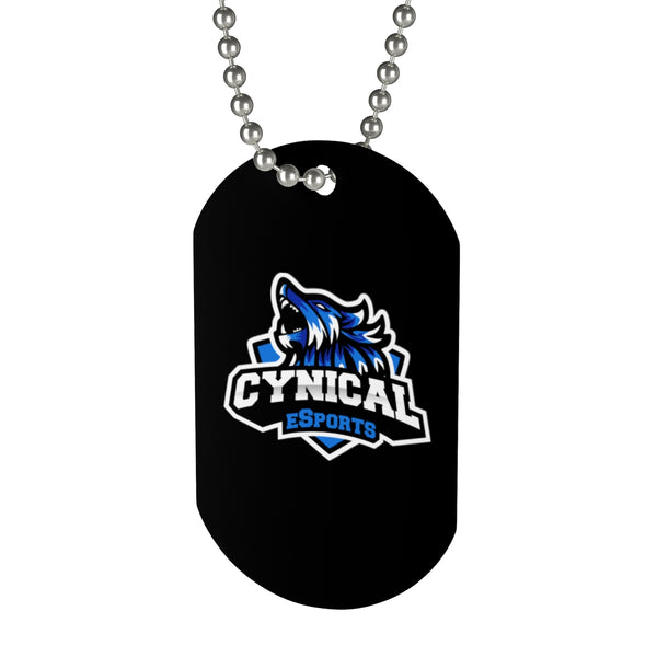 Cynical Esports Dog Tag