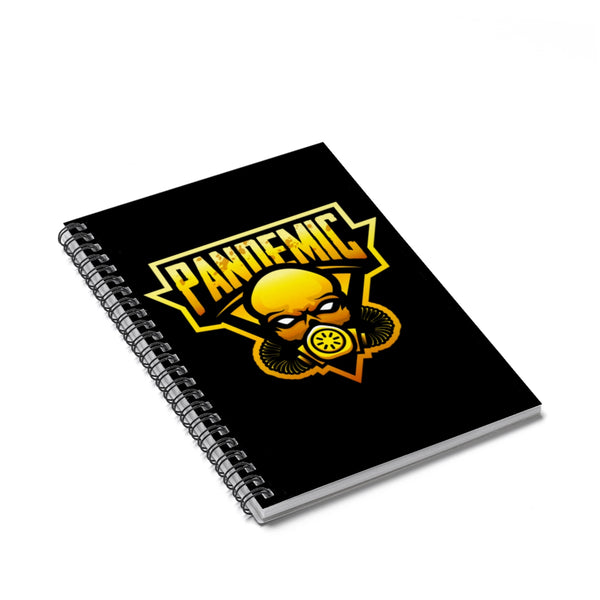 Pandemic Spiral Notebook - Ruled Line