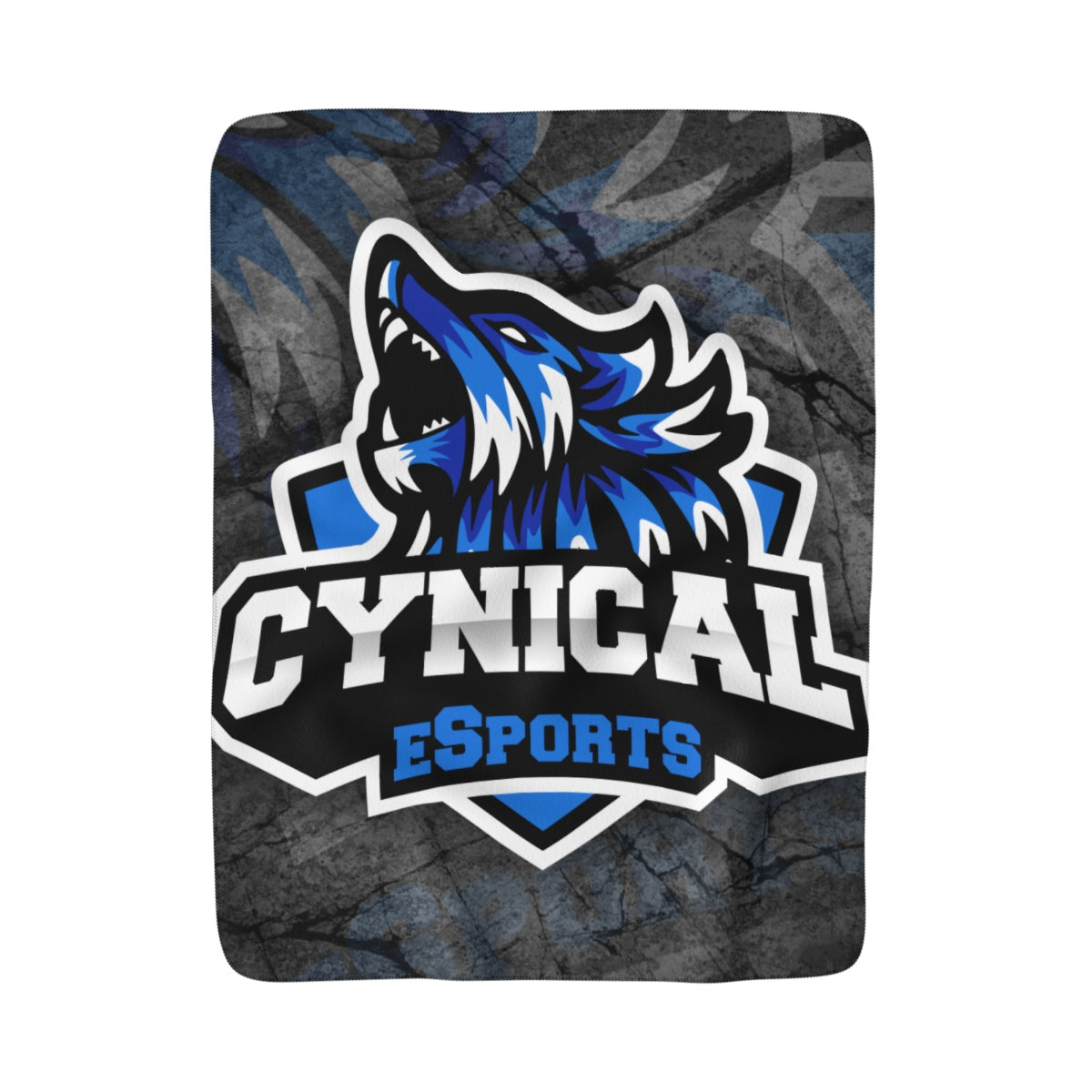 Cynical Esports Fleece Blanket