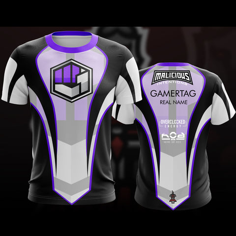 Malicious Intentions Away Jersey