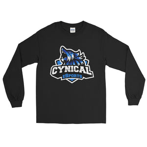Cynical Stream Team Long Sleeve Tee