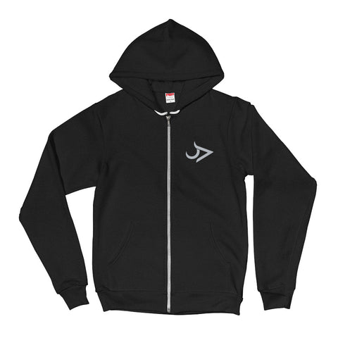 Crystal Vision Gaming Zip-Up Hoodie