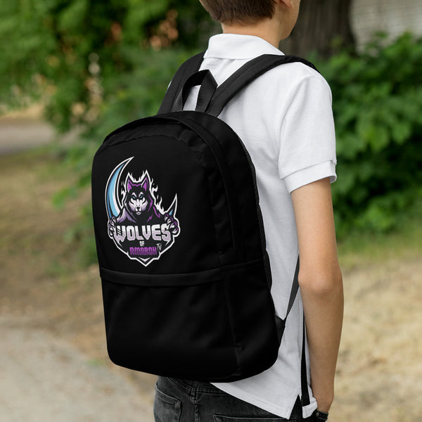 Wolves of Amarok Backpack