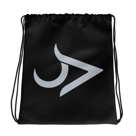 Crystal Vision Gaming Drawstring bag