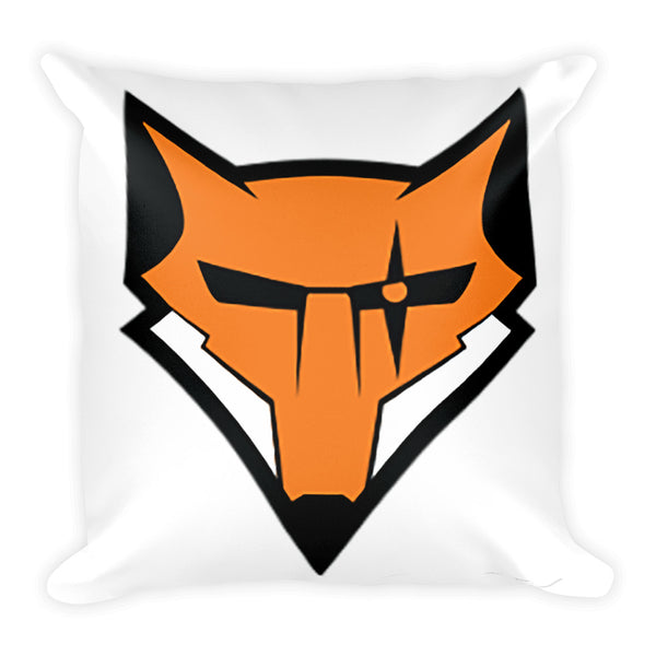 BionicFox Square Pillow