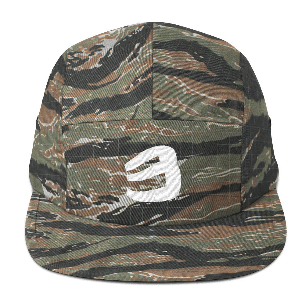 Blitz Five Panel Cap