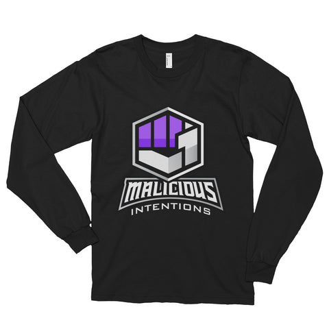 Malicious Intentions Long sleeve Tee