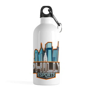 Philly Esports Stainless Steel Water Bottle