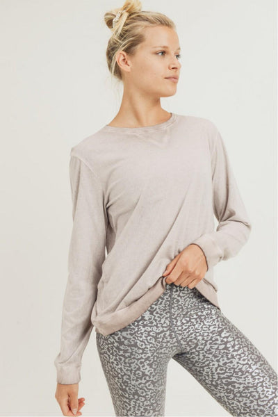 Dusty Essential Pullover