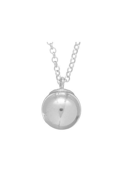 Clarity Silver Necklace