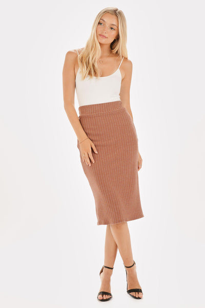 Rose Sweater Skirt