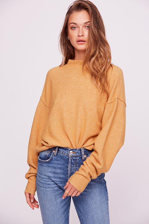 Break Away Pullover Sweater