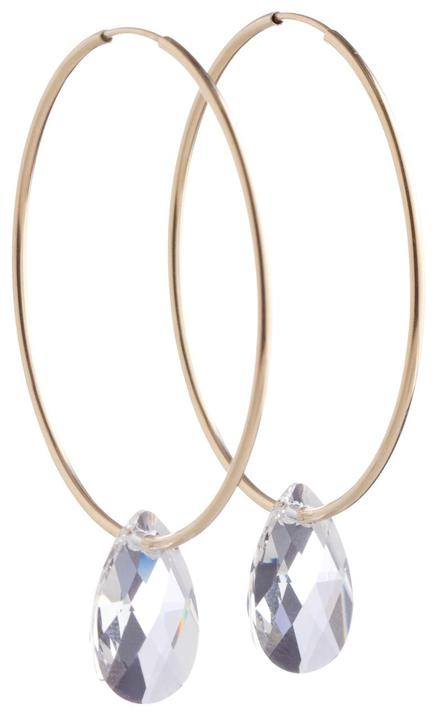 Allure Unity Hoop Earrings
