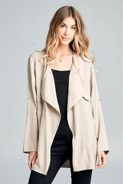Hollis Flare Jacket