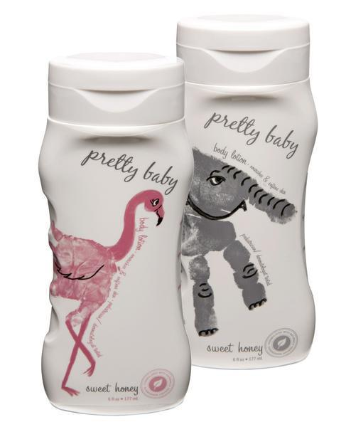 Pretty Baby Sweet Honey Body Lotion