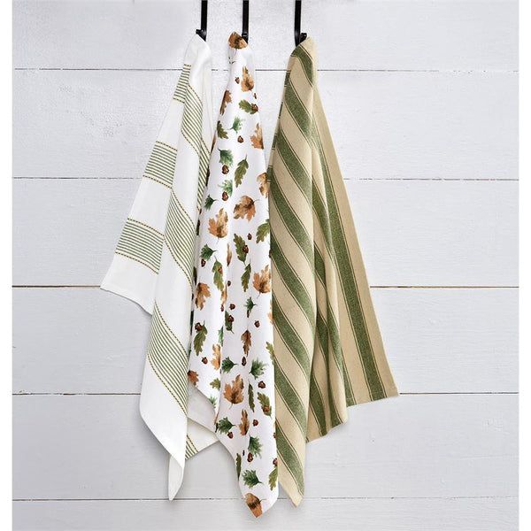 Autumn Dish Towel