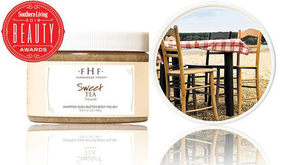 Sweet Tea Whipped Body Scrub