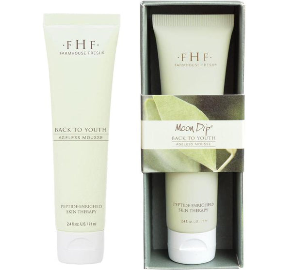 Moon Dip Back To Youth Body Mousse Travel Tube