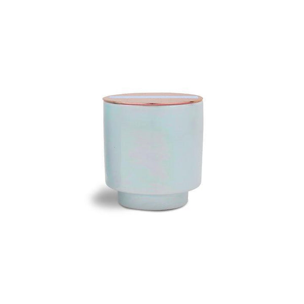 Mini Sea Salt & Plumeria Glow Candle