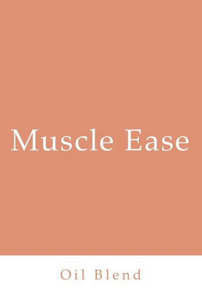 Muscle Ease Essential Oil Blend