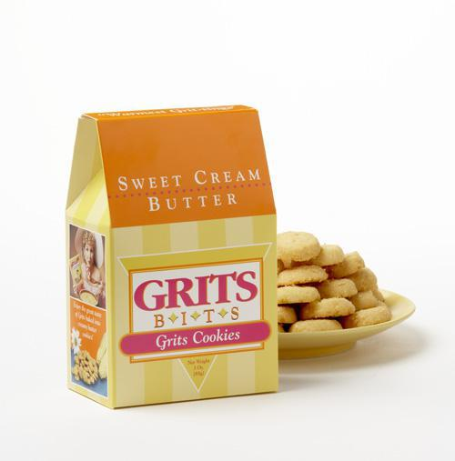 Sweet Cream Butter Cookie Grits Bits