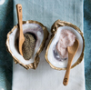 Salt & Pepper Oyster Dish Set