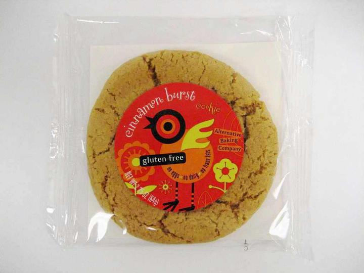 Cinnamon Burst Cookie (GF)