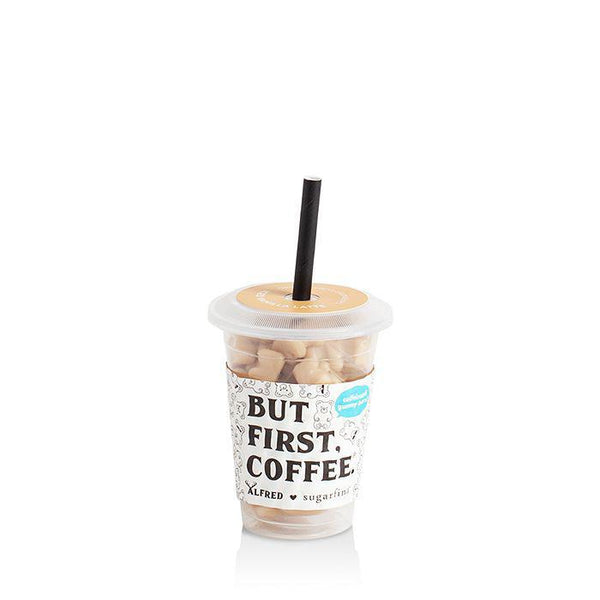 Iced Vanilla Latte Bears Mini Coffee Cup